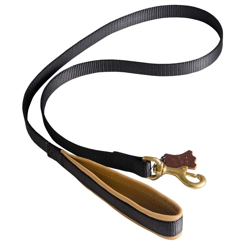 Special Nylon Dog Leash Comfortable to Use for Dog